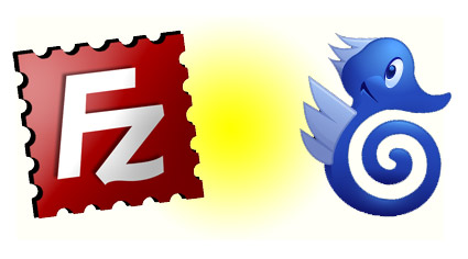 FTP Manager Filezilla and FireFTP