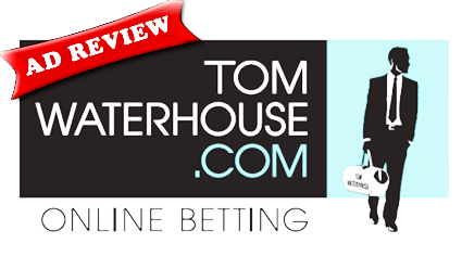 Tom Waterhouse Ad Review