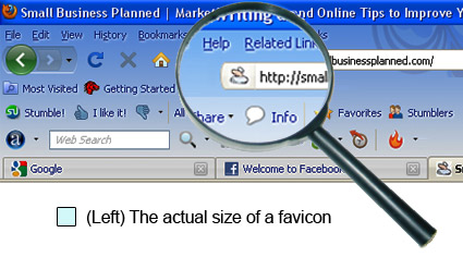 A Favicon is an Icon That Represents Your Website