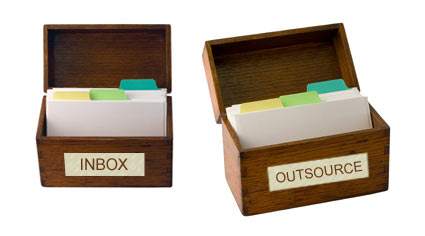 Small Business Outsourcing is Your New Out Tray