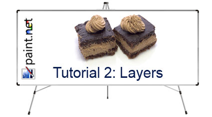 Using layers is Recommended in Baking Cakes and Producing Artwork