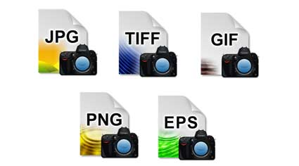 What is the Difference Between a JPG GIF TIFF PNG and EPS | Small