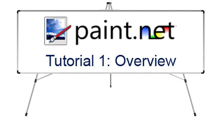 Welcome to the Paint Net How to Tutorial