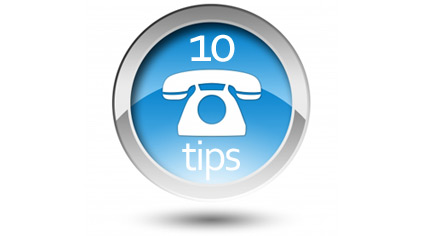 phone answering service tips